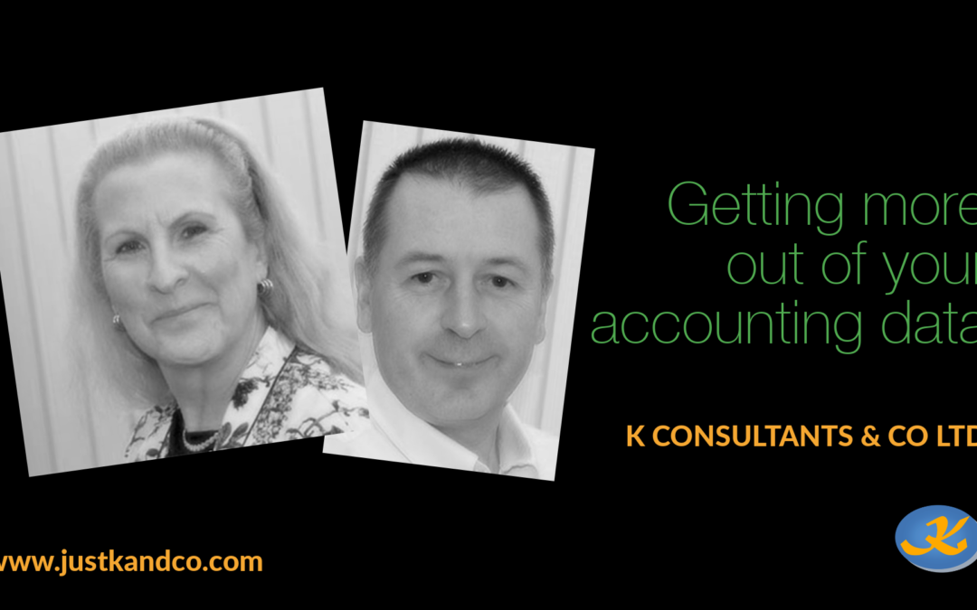 Getting more out of your accounting data