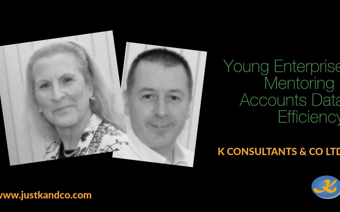 Young Enterprise Mentoring : Accounts Data Efficiency